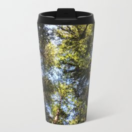 Redwood Canopy Metal Travel Mug