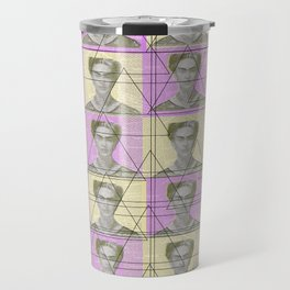 Frida wallpaper Travel Mug