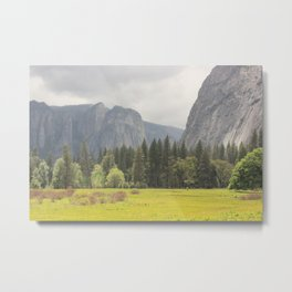 Yosemite Valley 27 Metal Print