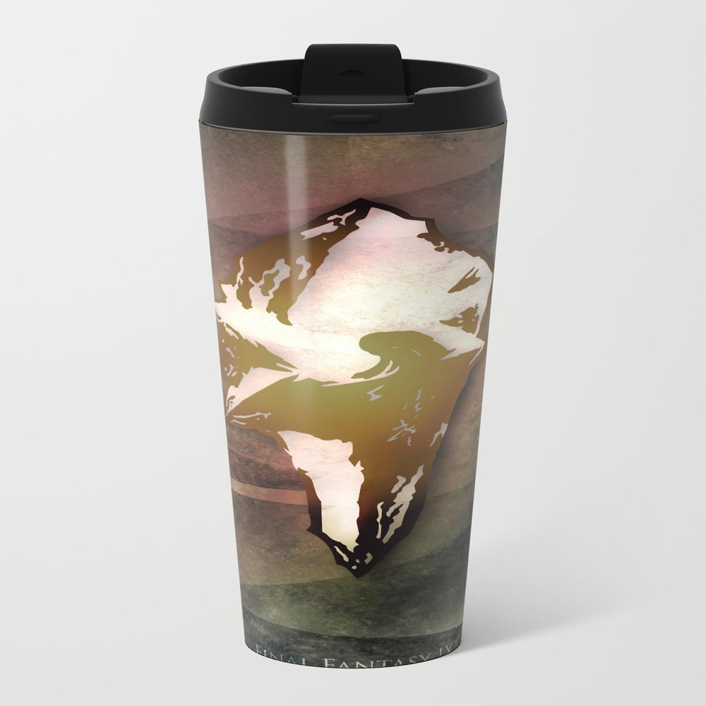 Crystal - Ffix Metal Travel Mug by Mcashe_art MTM7912977