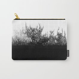 black & white 02 Carry-All Pouch