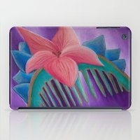 mulan iPad Cases featuring Mulan Flower by Jgarciat