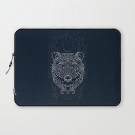 Bear of Wildness Spirit Laptop Sleeve
