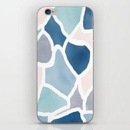 Watecolor Nia iPhone Skin