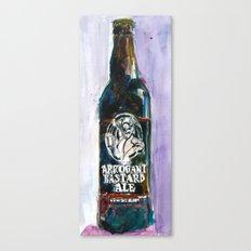 STONE ARROGANT BASTARD Beer Art Print - California Beer Art - Bar Room Canvas Print
