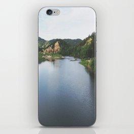 Umpqua River Landscape Oregon iPhone Skin