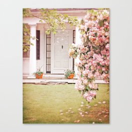 Summertime and the living is easy Canvas Print
