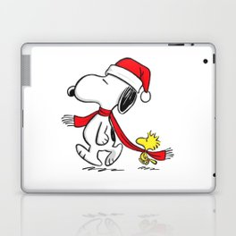 snoopy christmas Laptop & iPad Skin