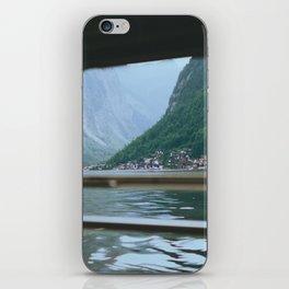 Hallstatt X iPhone Skin