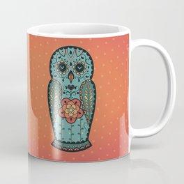 Owl matreshka Coffee Mug