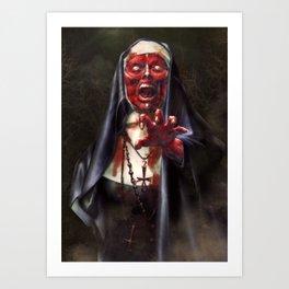Mother Methuselah Art Print