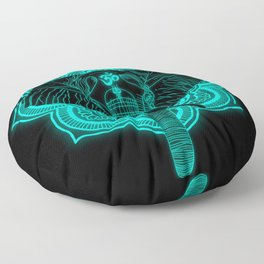 Ganesha Floor Pillow