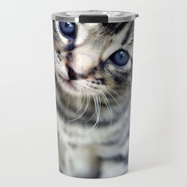Cat Travel Mug