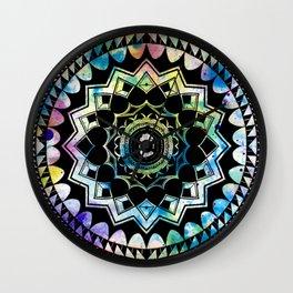 EXIST Mandala 1 Wall Clock