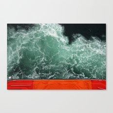 Life Boat Canvas Print