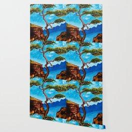 Cypress Tree Wallpaper