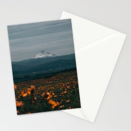 Mount Hood Blooms Stationery Cards