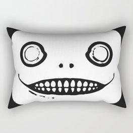 emil weapon no 7 Rectangular Pillow