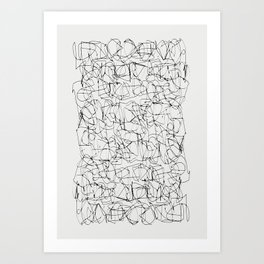 Statement Art Print