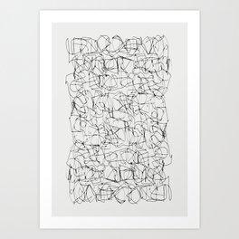 Statement Art Print