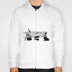 Face the wind Hoody