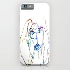 conflicted face iPhone 6s Slim Case