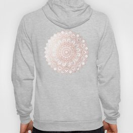 Pleasure Rose Gold Hoody