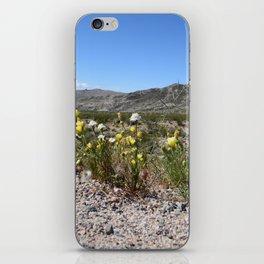 Desert Wildflowers iPhone Skin