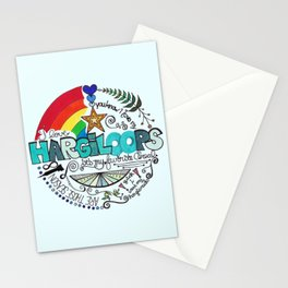 Hargiloops Stationery Cards