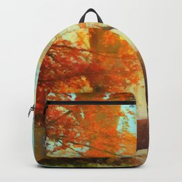 Autumn Forest Watch Backpack