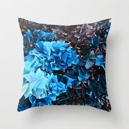 Crinkles  Throw Pillow