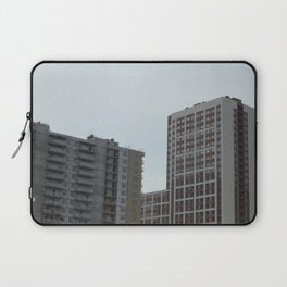 New construction of a new residential complex Laptop Sleeve
