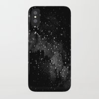 outer space iPhone & iPod Cases featuring Outer Space by kris kang