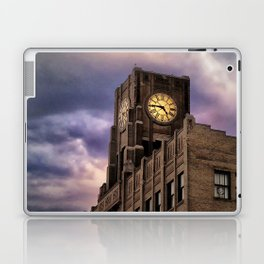 Under the Clock Laptop & iPad Skin