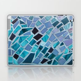 Crashing Waves Mosaic Laptop & iPad Skin
