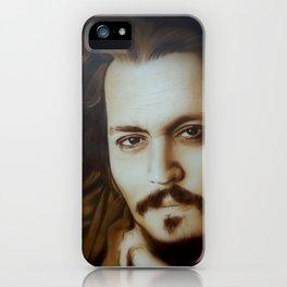 'Depp II' iPhone Case