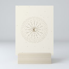 Star of my Eye Mini Art Print