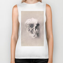 Decay Skull Light Biker Tank
