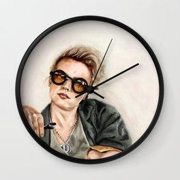 Ain't Afraid Wall Clock
