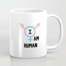 I Am Human Coffee Mug