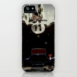 "1956 Lotus ""Eleven"" Sports Car iPhone Case"