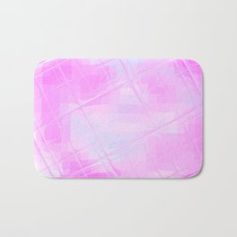 Re-Created Twisted SQ XXX by Robert S. Lee Bath Mat