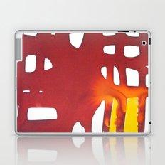 Dawn at metropolis Laptop & iPad Skin