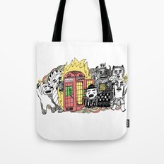 Call It What You Want Tote Bag
