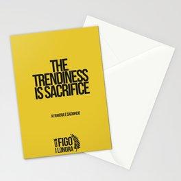 A FIGHERIA è SACRIFICIO Stationery Cards