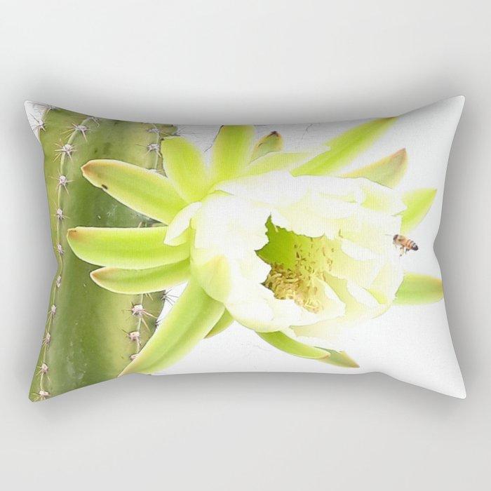 Spiky Delight Rectangular Pillow