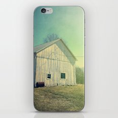 Country Morning iPhone & iPod Skin