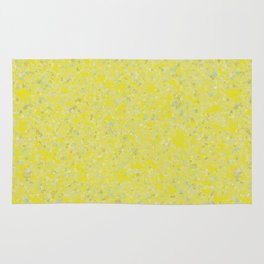 Solar Flare Abstract Rug