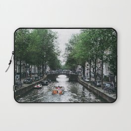 Canal Cruise Laptop Sleeve