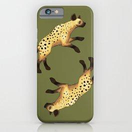Hyenas iPhone Case